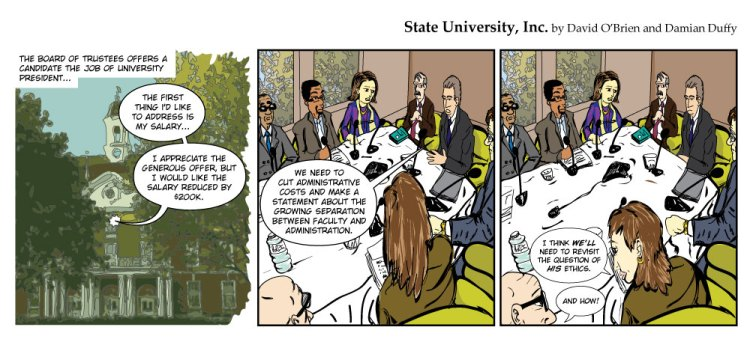State University Inc Episode One