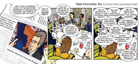 State University Inc Episode Two