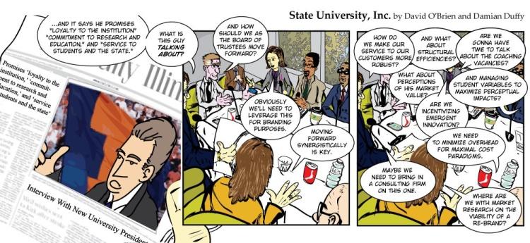 State University, Inc. Episode 2