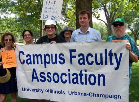 Whose University? Our University!